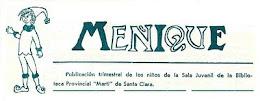 El logotipo que creé en 1976 para el taller literario infantil de la biblioteca de Santa Clara