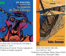 La légende de Taïta Osongo en espagnol et en portugais
