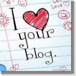 I love my blog!