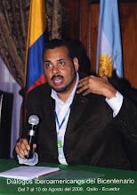 Tomás Straka en Ecuador-2008