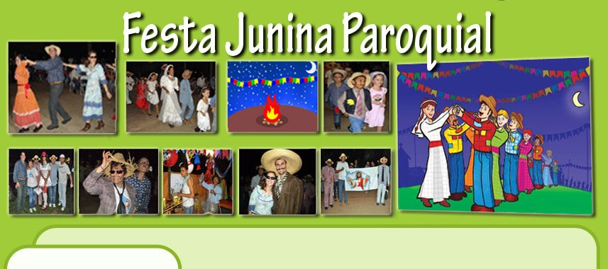 Festa Junina Paroquial