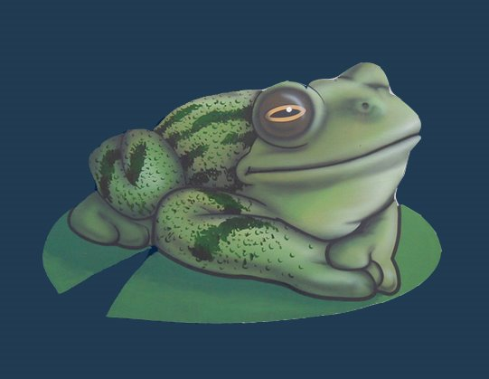[frogman]