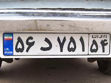 Els numeros perses (Iran)