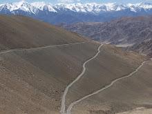 Algunes muntanyes (Ladakh - India)