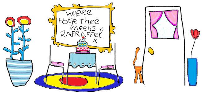 Where Potje thee meets Rafraffel