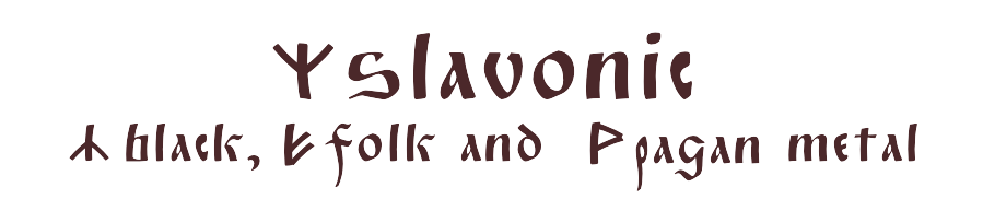Slavonic Black Metal
