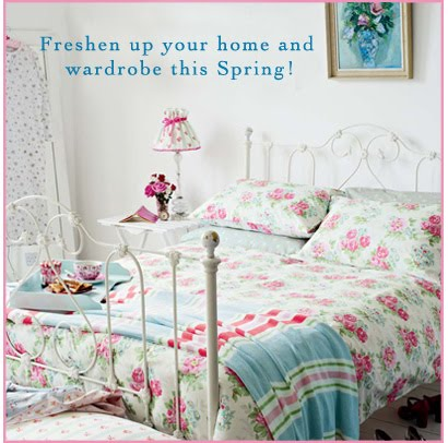 A farmers wife april 2010 for Cath kidston bedroom ideas