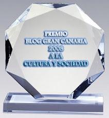 Premio Blogs Gran Canaria 2008