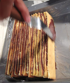 layers of torte