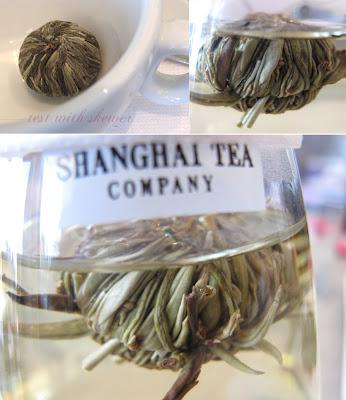 shanghai tea company tea ball