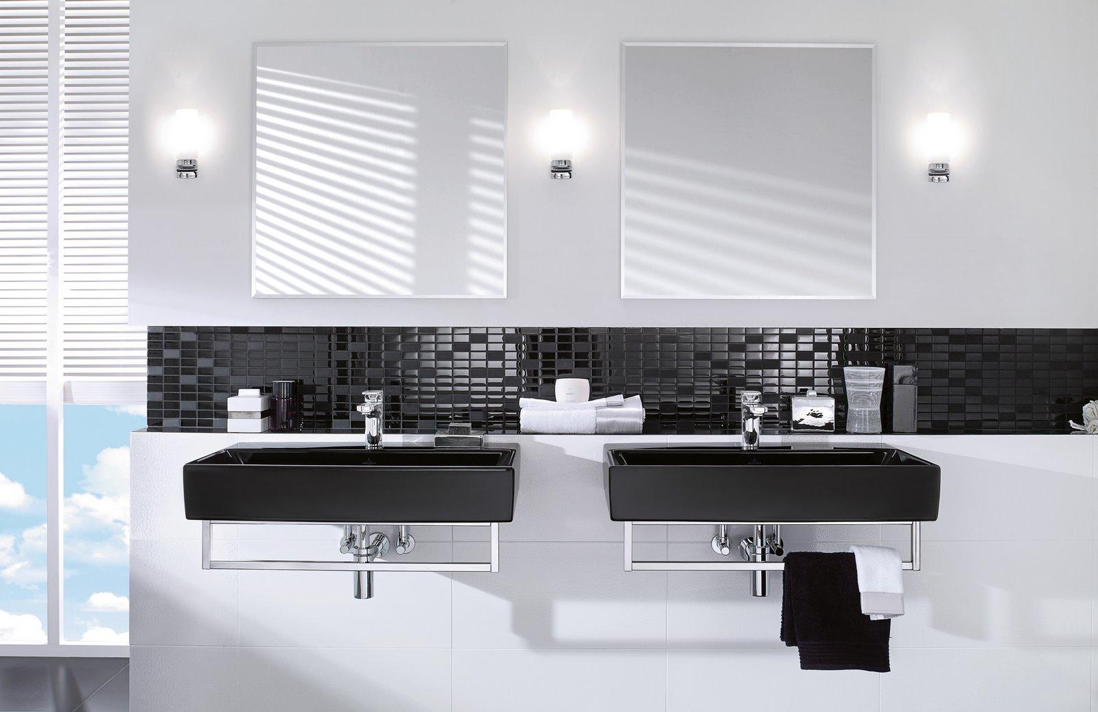 Alles over badkamers mooie badkamer van villeroy boch - Mooie badkamers ...