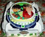 BEN 10 CAKE