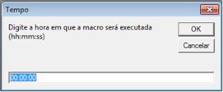 Excel, agendar,macro, vba,excel
