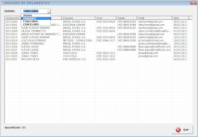 Software, Visual Basic, Excel, vba, macro, Orçamento, Pesquisa