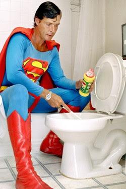 Superhelden buiten kantoortijden