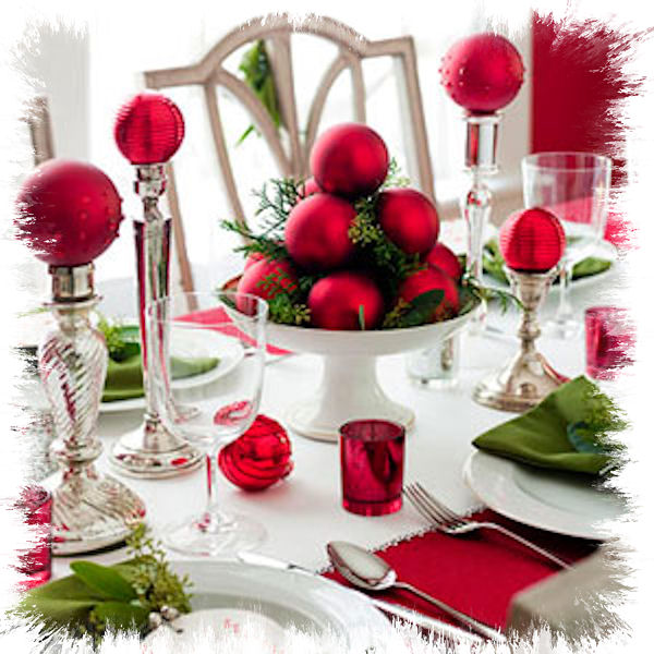 Shannon 39 S Shanonigins Christmas Tablescapes Tablesettings