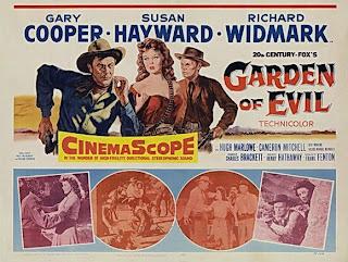 El mundo del cartel el jardin del for El jardin del diablo gary cooper