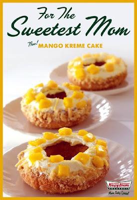 Mango Kreme Cake by Krispy Kreme