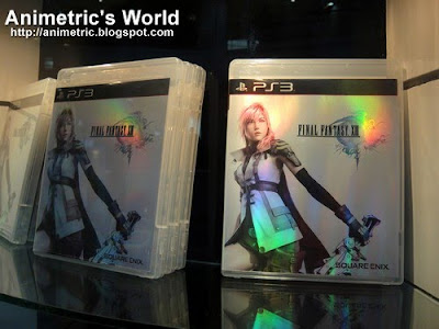 Final Fantasy XIII 13 for Sony Playstation 3 PS3