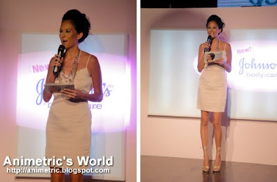 Sarah Meier-Albano hosts Johnson's Body Care and Bayo's Soft Look Collection Fashion Show