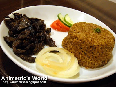 Mediterranean Beef at Kitchen's Best Home Patisserie