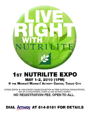 Live Right with Nutrilite