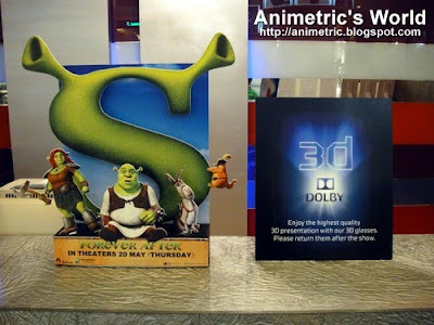 Shrek Forever After at Eastwood 3D Cinema