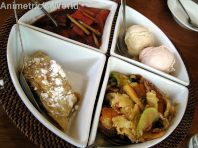 Dessert Sampler