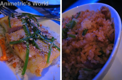 Cha Ca Hanoi Grilled Cod Fish and Vietnamese Fried Rice