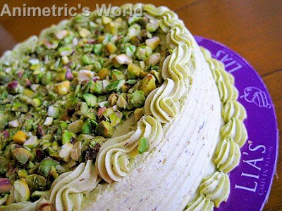 Lia's Cakes in Season's Avocado Cake