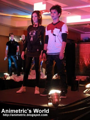 BUM Equipment Fashion Show
