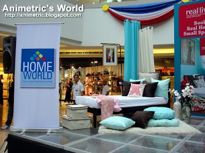 Real Home Ideas 5: Small Space Solutions book launch at SM Megamall