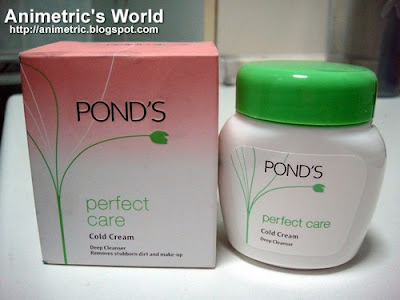 Pond's Perfect Care Cold Cream