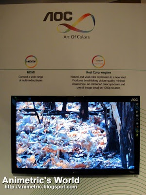 AOC LCD TV DK99U