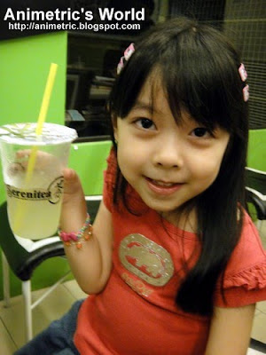 Lemon-C at Serenitea