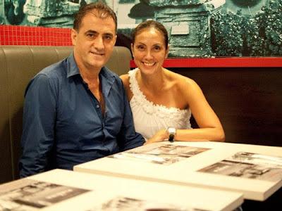 Giorgio Matera and Tetta Ortiz-Matera