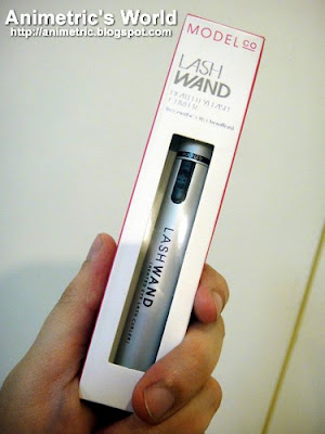 Modelco Lash Wand Heated Eyelash Curler