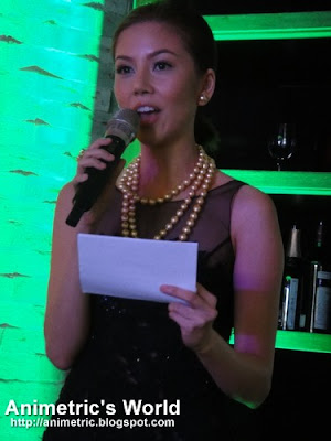 Bianca Valerio hosts the Jewelmer Premiere Collection 2011 launch