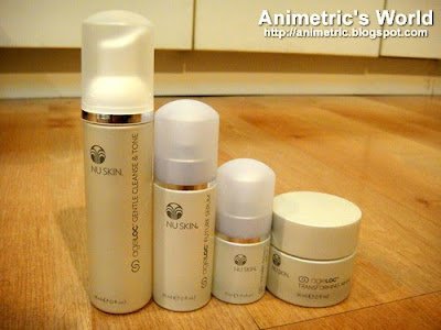 NuSkin Ageloc Transformation Set