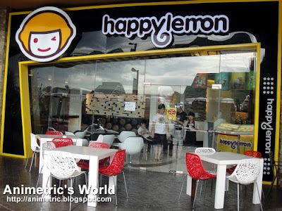Happy Lemon at The Promenade in Greenhills