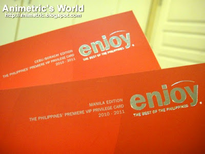 Enjoy Philippines Card