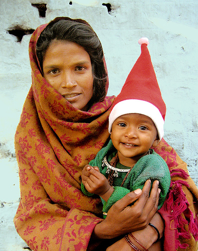 christmas india