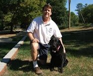 Dog Guard owner Jock Brakebill of Raleigh