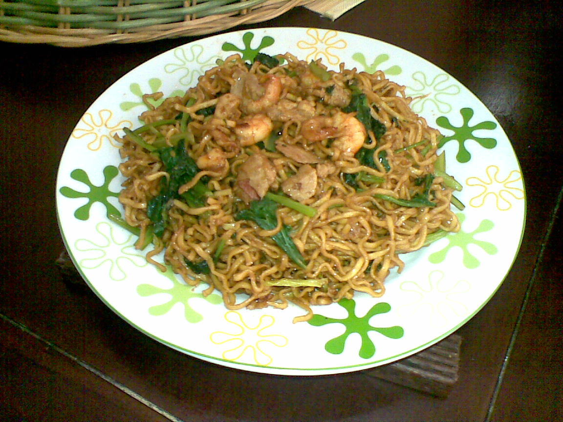 Angelina s KitchenMie Goreng Special