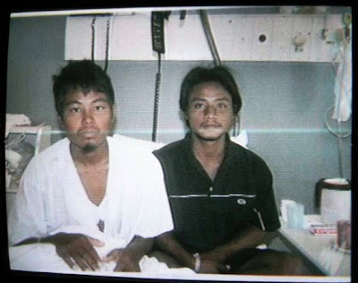 >2 Burmese fishermen talk about the escape