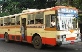 >Journallist on the road – Rangoon View, last week of October