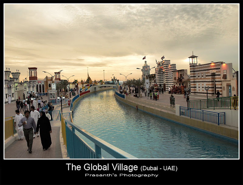 global village dubai UAE