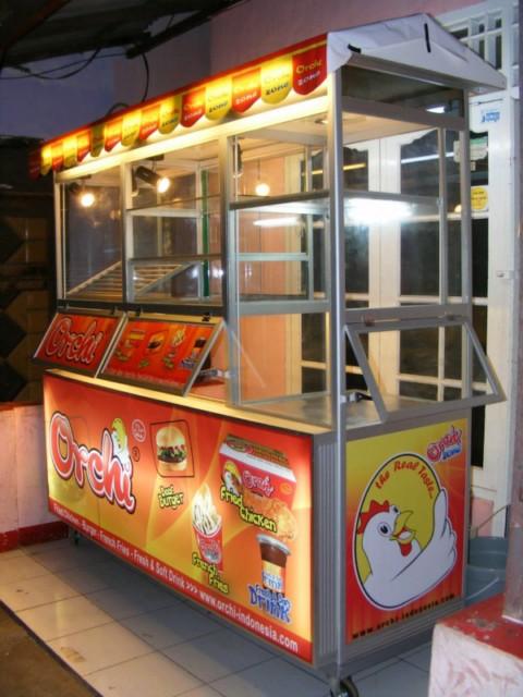 waralaba fried chicken