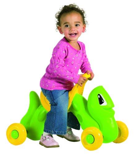 Preloved Hasbro Playskool Kid Motion Bounce  N Go Inch-Along  SOLDInch Worm Exercise Kids