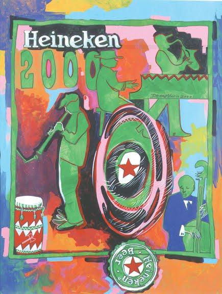 Puerto Rico Heineken Jazz Fest 2000